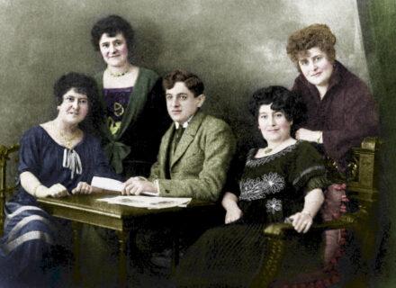 Issekutz család