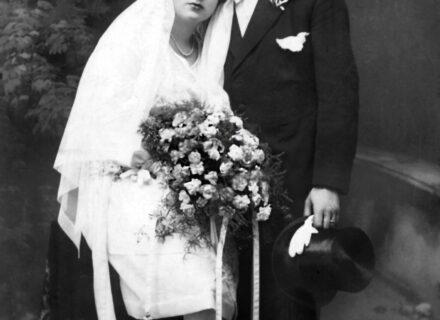 podusparti Zakariás Sándor József esküvői képe