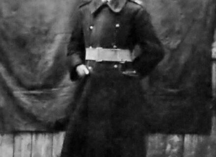 podusparti Zakariás Sándor József katonaként