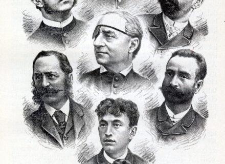 A Szamosujvári Főgimnázium tanári kara